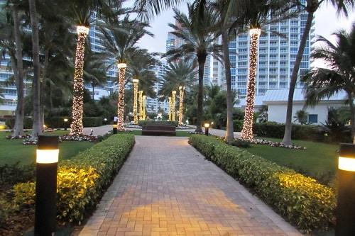 Noël à Miami