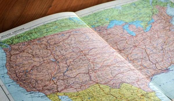 Stage aux USA : les plus beaux paysages à découvrir
