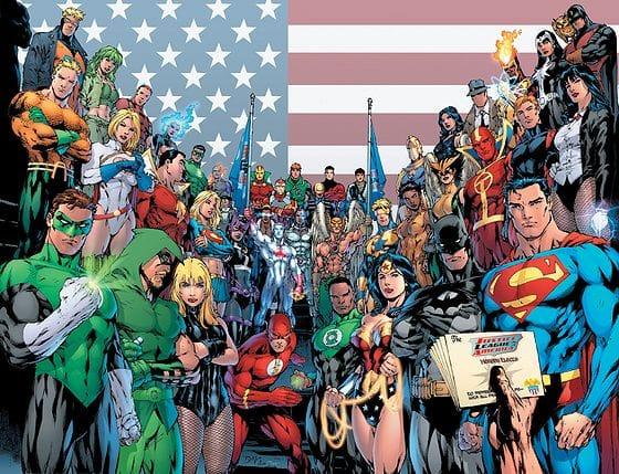 Les meilleurs super-héros américains !