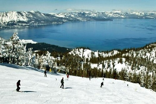South Lake Tahoe - Californie