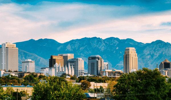 A la découverte de Salt Lake City pendant ton stage aux USA !