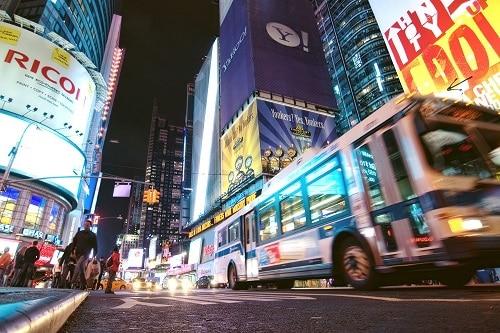 Stage à New-York