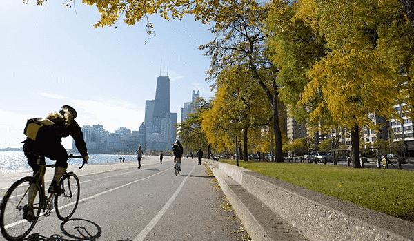 Top 5 des randonnées à découvrir pendant ton stage à Chicago