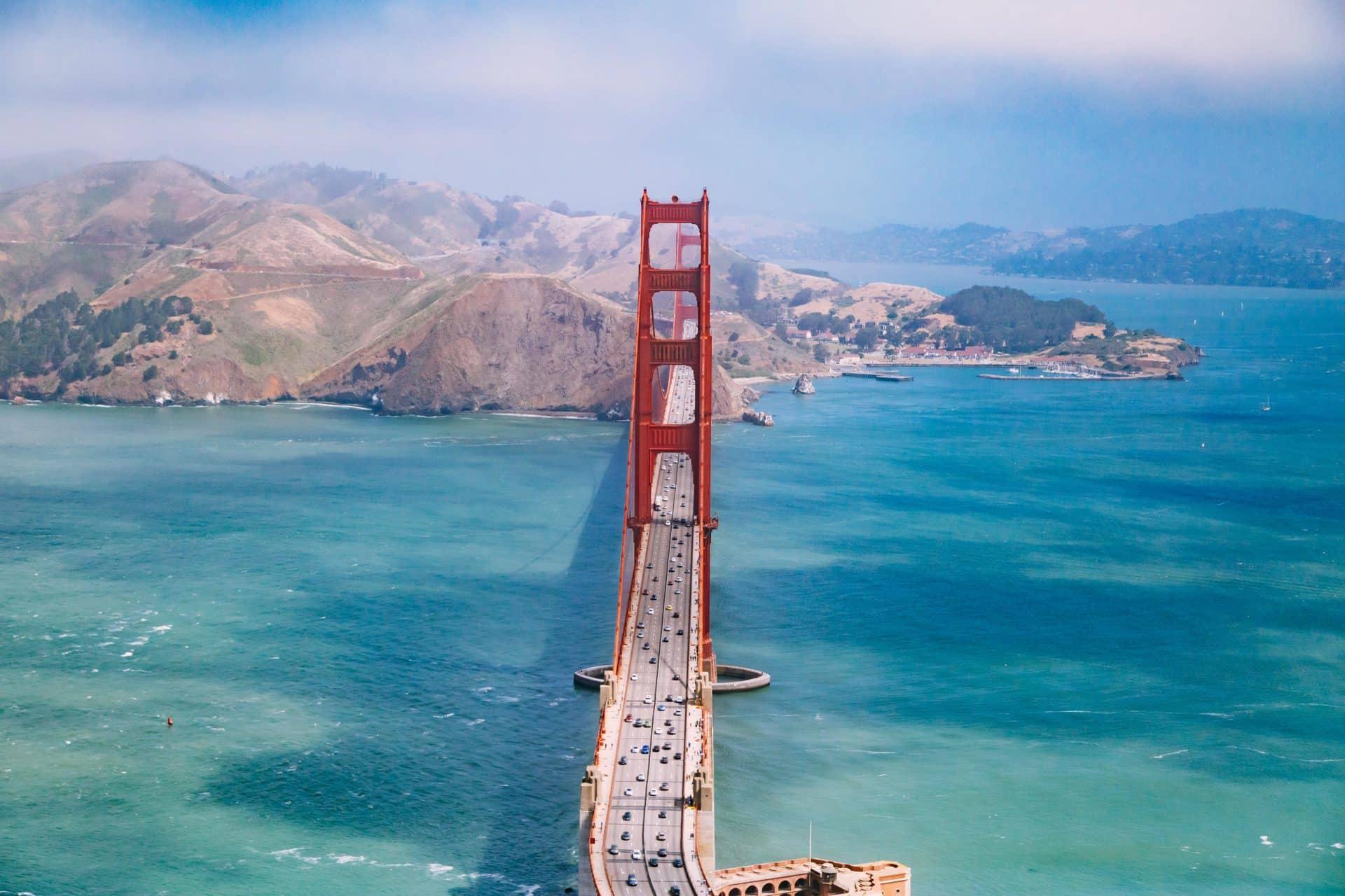 San Francisco : 5 lieux incontournables à visiter
